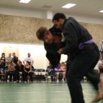 Darren works some judo
