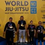 Kelly Beech - Silver and Bronze medalist at 2015 No-Gi Worlds!