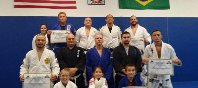 Great seminar at Corbin Jiu-Jitsu in Knoxville