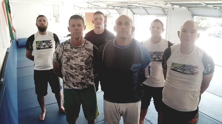 No-gi training at Victor Huber Brazilian Jiu-Jitsu