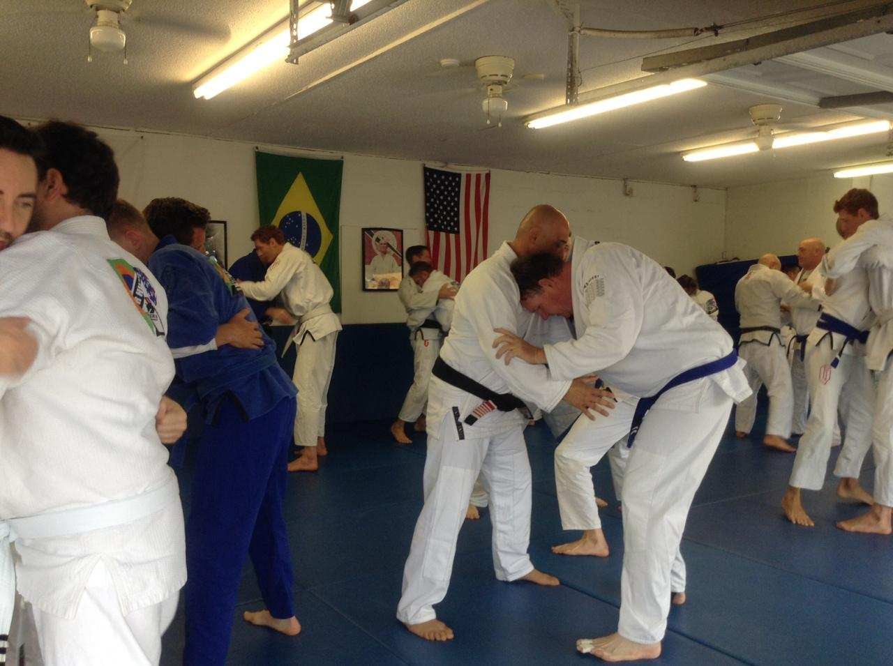 Royler Gracie seminar at Victor Huber BJJ in Atlantic Beach, FL